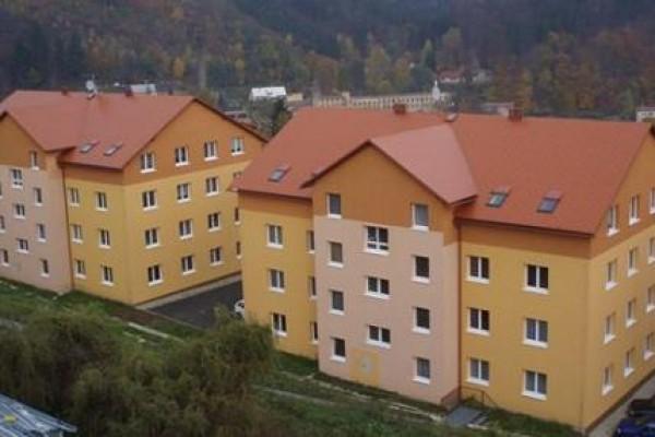 Bytové domy Velké Hamry