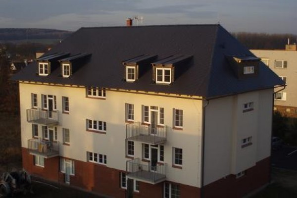 Bytové domy Bakov nad Jizerou